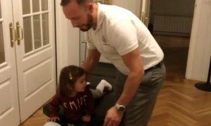 ajuste quiropractico para niños quiromadrid
