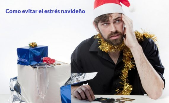 como evitar el estrés navideño, quiromadrid